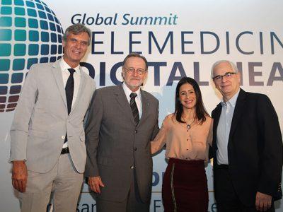 """O """"Global Summit Telemedicine & Digital Health"""" é lançado com Sucesso!"""