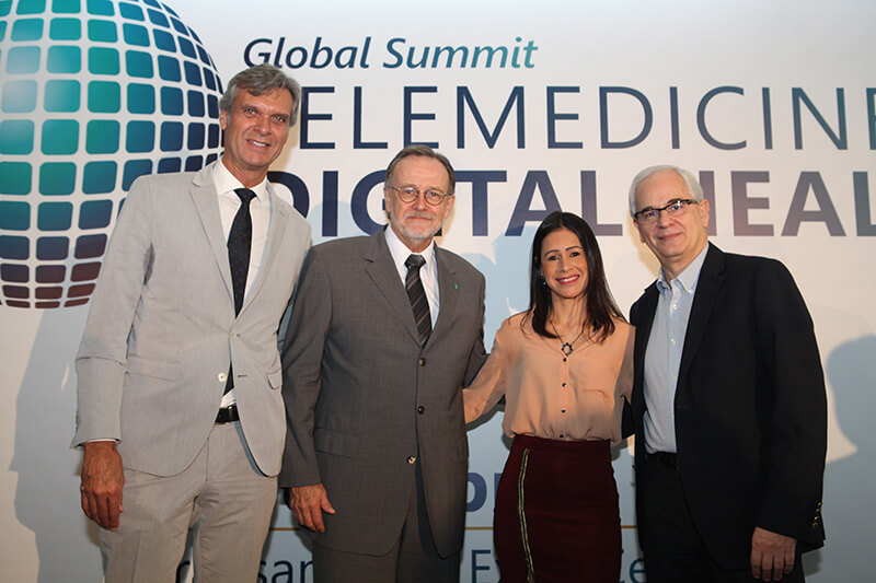 "O ""Global Summit Telemedicine & Digital Health"" é lançado com Sucesso!"