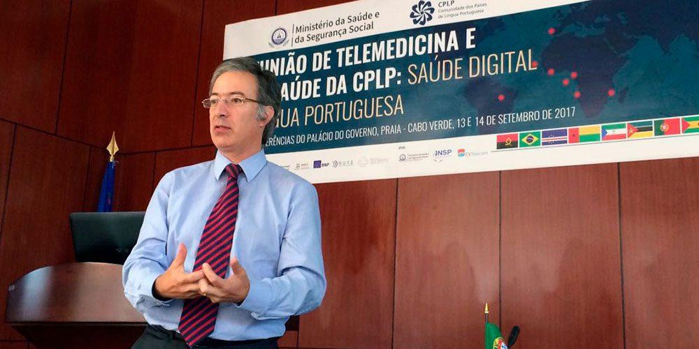 Luís Lapão é uma das atrações mundiais do Global Summit Telemedicine & Digital Health