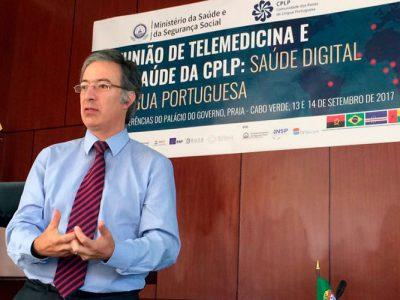Confira a biografia de um dos palestrantes internacionais confirmados: Luís Velez Lapão
