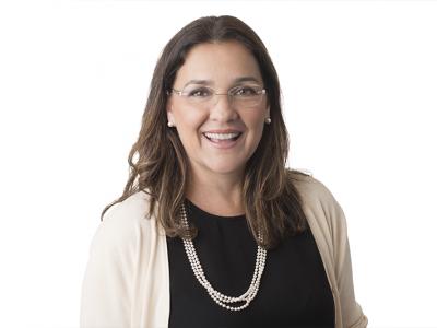 Médica e diretora de Relações Institucionais da UHG Brasil