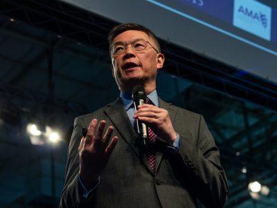 Perspectiva médica é essencial para sucesso de novas tecnologias, diz Wah