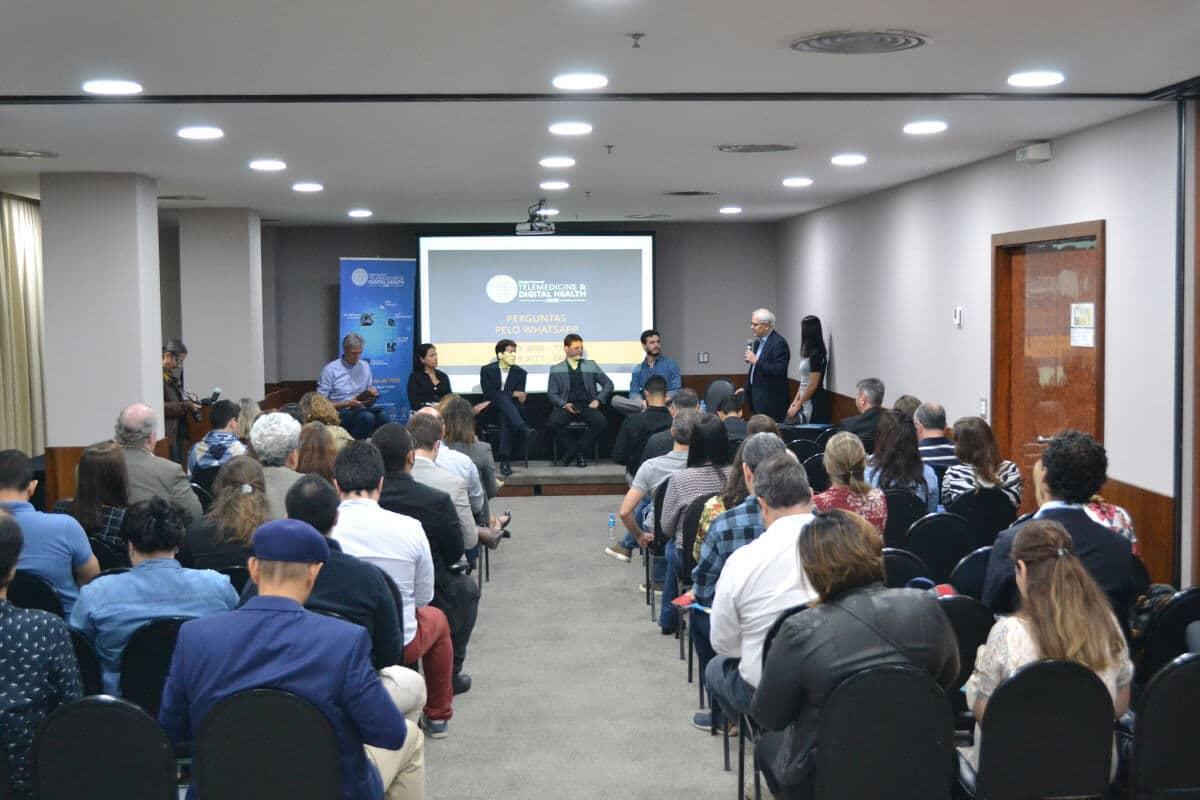 Saúde digital é tema de Warm Up do GS no Rio de Janeiro