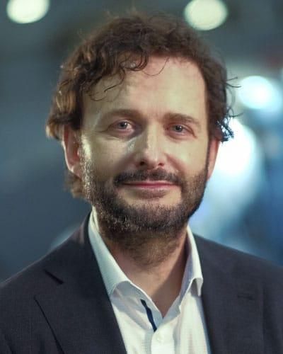 Dr. Andreas Keck