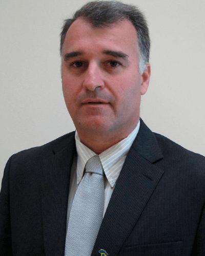 Dr Gustavo P. Fraga - Professor Associado do Departamento de Cirurgia.  Diretor Financeiro da ABTms