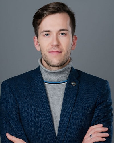 Marcus Florian - Digital Transformation Adviser at the e-Estonia Briefing Centre