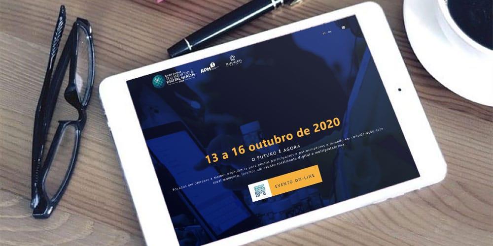 O maior e mais importante evento de Telemedicina da América Latina ganha versão digital