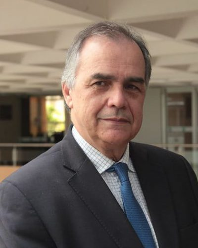 Dr. Donizetti Dimer Giamberardino Filho, 1º Vice-presidente  do CFM
