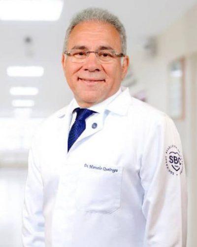 Dr. Marcelo Queiroga, presidente Sociedade Brasileira de Cardiologia