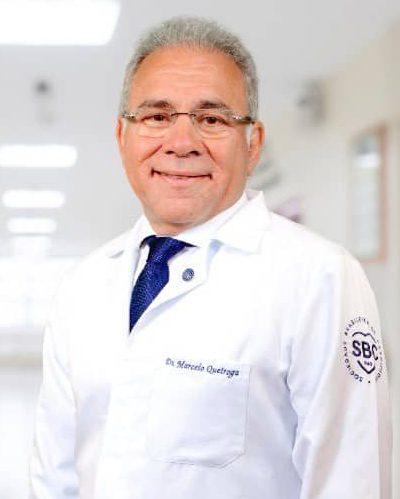 Marcelo Queiroga, presidente Sociedade Brasileira de Cardiologia