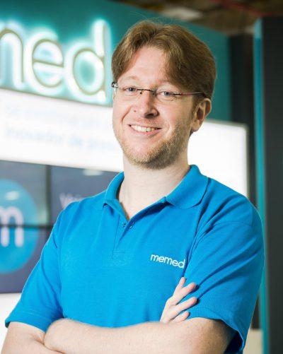 Ricardo Moraes, CEO e Co-Founder Memed