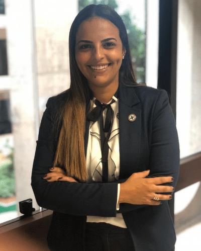 Juliana P. Souza-Zinader, Coordenadora-Geral de Inovação em Sistemas Digitais (CGISD / DATASUS / MS)