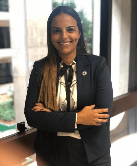 Juliana Pereira de Souza Zinader, Coordenadora-Geral de Inovação em Sistemas Digitais (CGISD / DATASUS / MS)