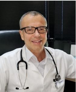 Marcelo Gervilla, Médico Pneumologista