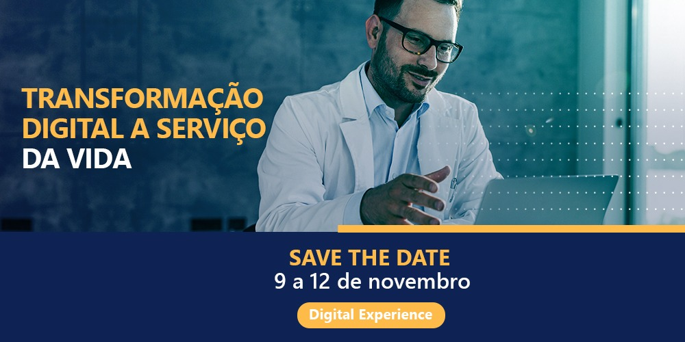 3º Global Summit Telemedicine & Digital Health vai debater a transformação digital a serviço da vida