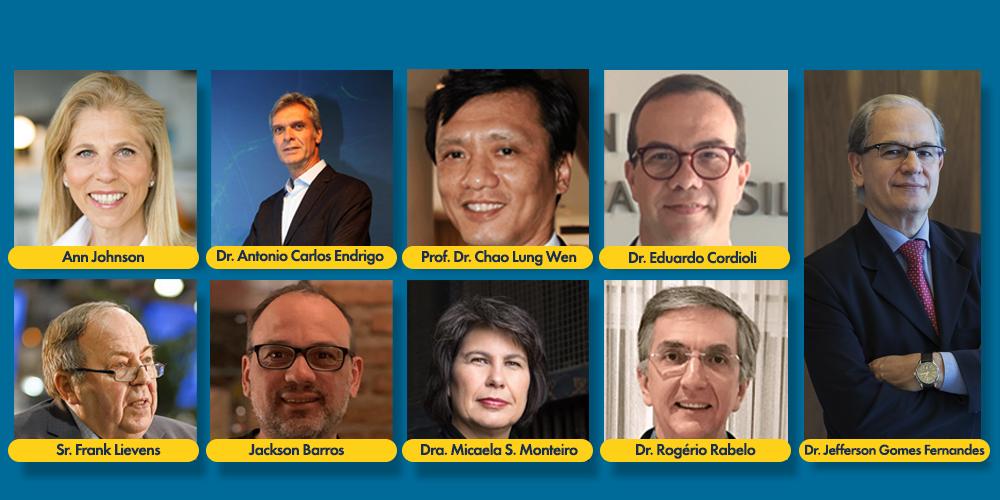Conselho Científico tem importante papel na realização do Global Summit