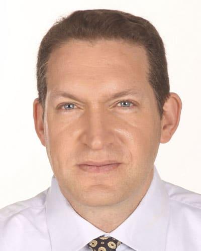 DR. YOSSI BAHAGON, PRESIDENTE DO CONSELHO DE ADMINISTRAÇÃO DA SWEETCH, ISRAEL